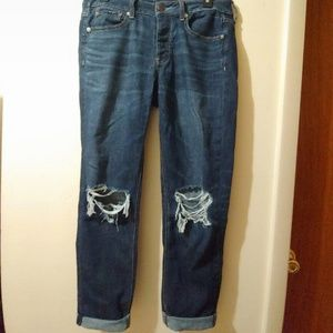 American Eagle Tomgirl Jeans Size 4